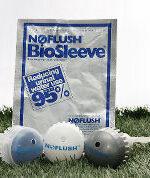NoFlush BioSleeve